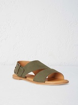 White Stuff Alaska leather sandal