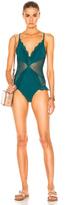 Zimmermann Tropicale Lace Swimsuit