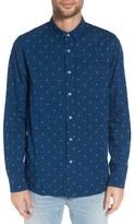 Tavik 'Porter' Print Woven Shirt