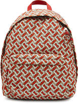 Burberry Jett Printed Fabric Backpack