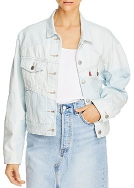 Levi's Pieced Denim Jacket