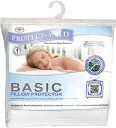 Protect A Bed PROTECT-A-BED Protect-A-Bed Basic Waterproof Pillow Protector