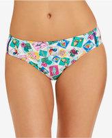 Vera Bradley See Ya Soon Shannon Printed Bikini Bottoms