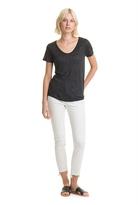 Country Road Short Sleeve Linen T-shirt