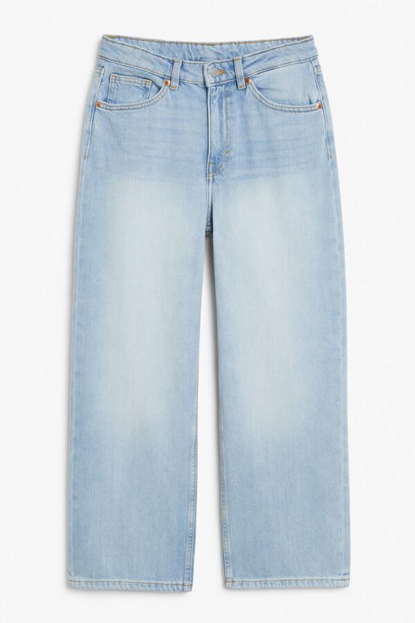 Thumbnail for your product : Monki Mozik jeans