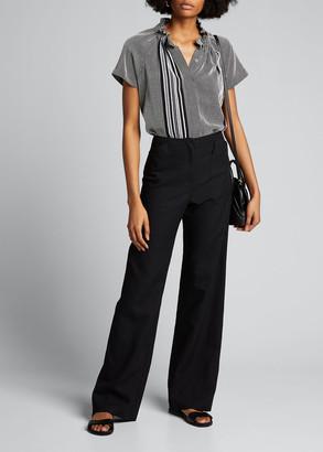 Zero Maria Cornejo Eda Jersey Pocket Pants