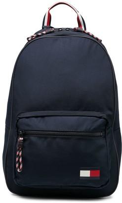 Tommy Hilfiger Oversized Logo Patch Backpack