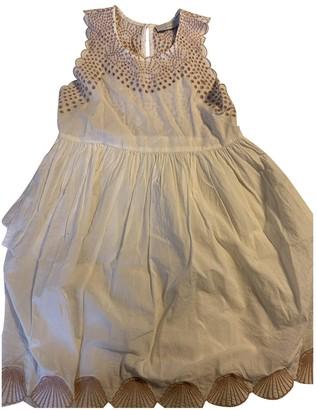 Stella McCartney Beige Cotton Dresses
