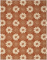 Safavieh FRS220B-8 Four Seasons Collection Hand-Hooked Indoor/ Outdoor Area Rug