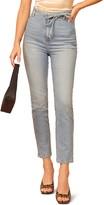 Reformation Vicki High Waist Straight Leg Jeans