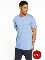 Ted Baker Jacquard Crew Neck T-shirt