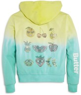 Butter Shoes Girls' Cool Fruits Hoodie