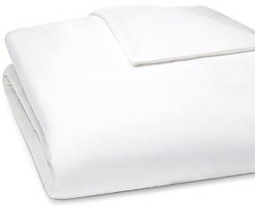 Coyuchi Organic Cotton 300TC Sateen Duvet Cover, Full/Queen
