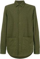 Han Kjobenhavn classic fitted shirt