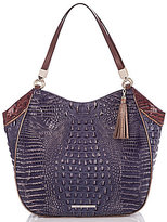 Brahmin Lucino Collection Thelma Tasseled Tote