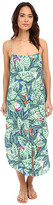 Mara Hoffman Leaf Easy Dress