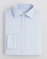 Armani Collezioni Box Check Dress Shirt - Regular Fit