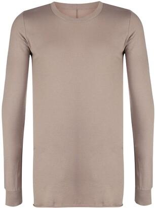 Rick Owens slim-fit long-sleeve T-shirt