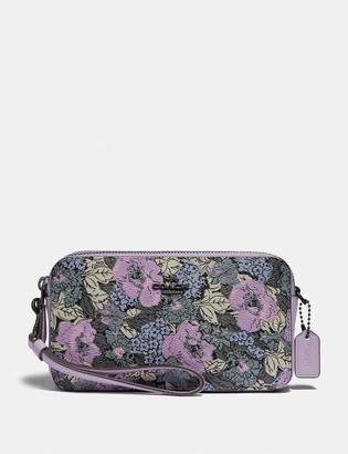 Coach Kira Crossbody With Heritage Floral Print