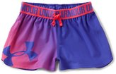 Under Armour Big Girls 7-16 Graphic Play Up Shorts