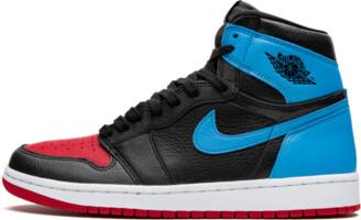 Jordan Air 1 High OG WMNS 'UNC to Chicago' Shoes - Size 5W