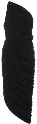 Norma Kamali Diana jersey gown