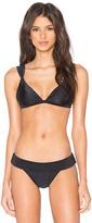 Vix Paula Hermanny Matelasse Loop Bikini Top