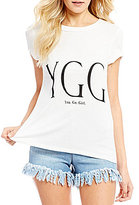 GB YGG You Go Girl Graphic Tee
