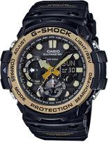 G-Shock Men's Analog-Digital Gulfmaster Vintage Gold Black Resin Strap Watch 51x53mm GN1000GB-1A