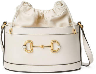 Gucci 1955 Morsetto Mini Horsebit Leather Shoulder Bag