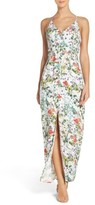 Greylin Women's Cameron Floral Maxi Dress