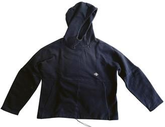 Oamc Black Cotton Knitwear for Women
