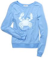 Wildfox Couture Girls 7-16) Crab Fleece Pullover