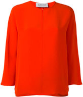 Gianluca Capannolo round neck blouse - women - Silk - 40