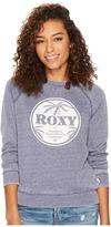 Roxy Be Shore B Fleece Top Women's Clothing