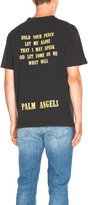 Palm Angels Legalize It Tee