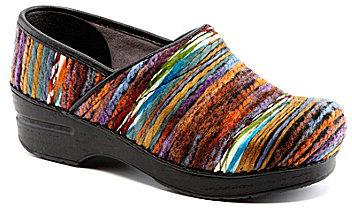 Dansko Yarn Professional Clogs