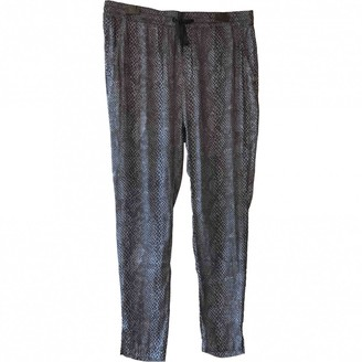 Replay Blue Trousers for Women