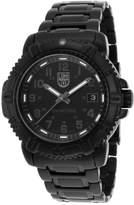 Luminox Men's Steel Colormark 7252.BO Stainless-Steel Swiss Quartz Watch