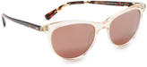 Oliver Peoples Jardinette Limited Editon Sunglasses