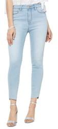 Sam Edelman The Stiletto High Waist Step Hem Crop Skinny Jeans