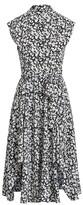Thumbnail for your product : Lauren Ralph Lauren Ralph Lauren Floral Crepe Sleeveless Dress