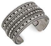 Dannijo Soni Swarovski Crystal Cuff Bracelet