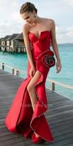 Tarik Ediz Miss Evening Dress