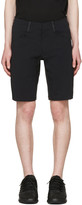 Arcteryx Veilance Black Voronoi Shorts