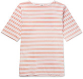 Acne Studios Nimes Striped Cotton-Jersey T-Shirt