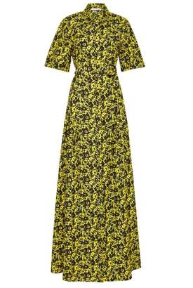 Camilla And Marc Monet Dress in Leto Print