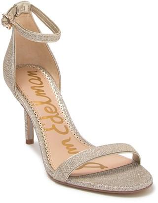 Sam Edelman Patti Glitter Ankle Strap Sandal