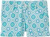 Masala Hot Shorts (Toddler/Kid) - Inez Turquoise-6 Years