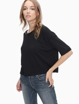 Splendid Super Soft Brushed French Terry Oversize Tee